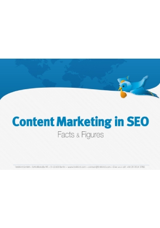 Survey Findings on Content Marketing