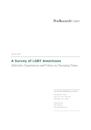 Survey of LGBT Americans
