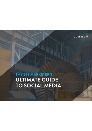 B2B Marketers Guide to Social Media