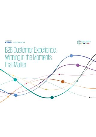B2B Marketing Customer Experience
