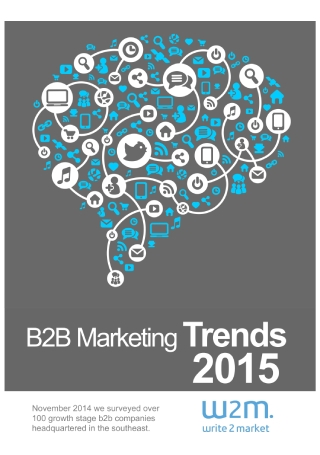 B2B Marketing Trends and Insights