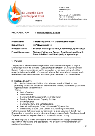 Event Proposal Sample Pdf from images.sample.net