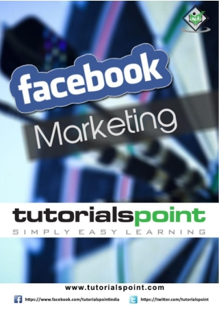 Facebook Marketing Tutorial
