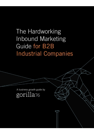 Inbound Marketing for B2B