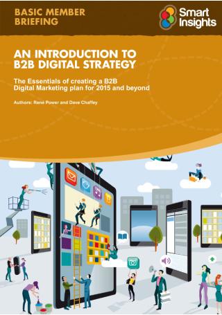 Introduction to B2B Digital Marketing