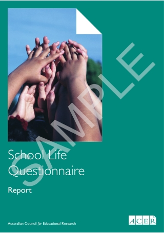 School Life Questionnaire