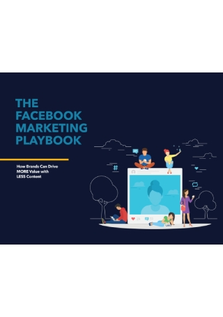 The Facebook Marketing Playbook