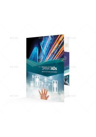 Advertising Bifold Brochure