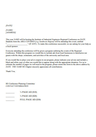 Formal Request Letter Format from images.sample.net
