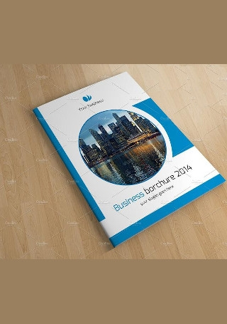 Business Brochure Print Template