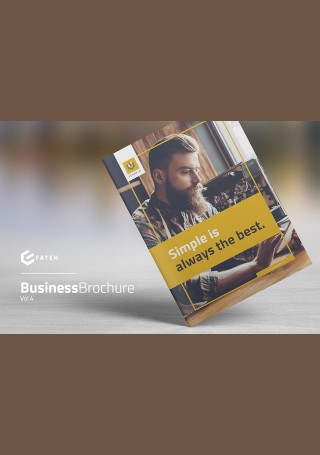 Business Brochure Sample