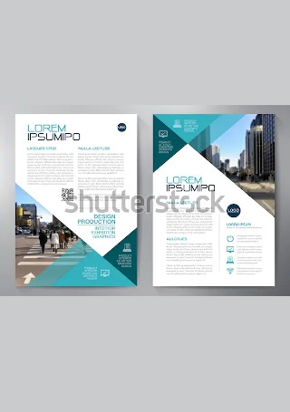 Business Brochure in Vector EPS1