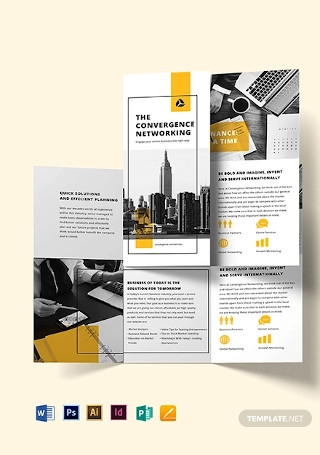 Business Marketing Brochure Template