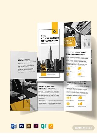 Business Marketing Brochure Template1