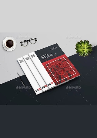 Classic Business Brochure InDesign2