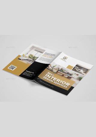 Classic Interior Design Brochure