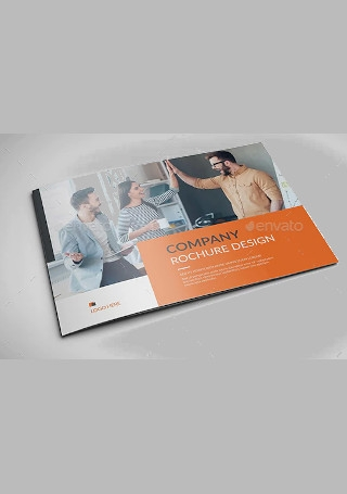 Company Brochure InDesign