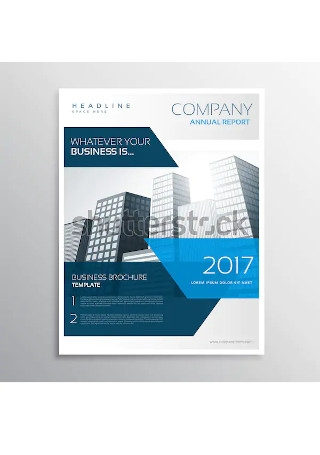 Company Business Brochure