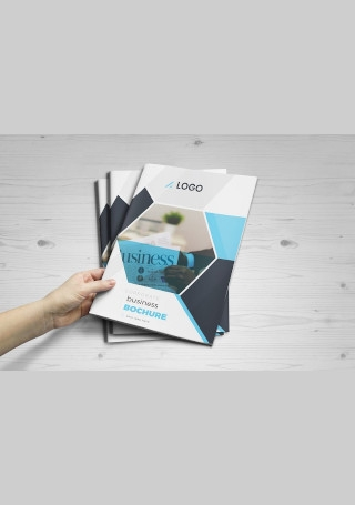 Corporate Bifold Business Brochure1