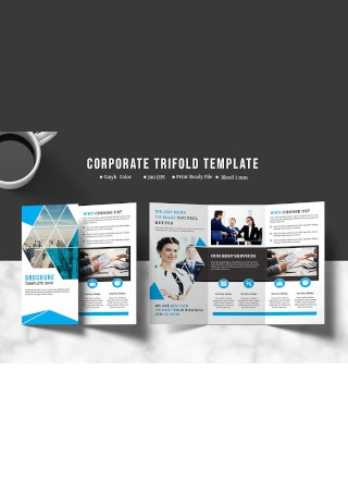 Corporate Business Brochure InDesign1