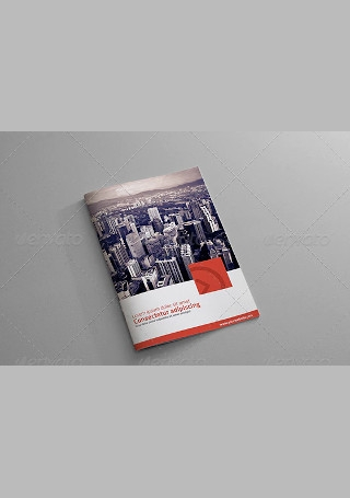 Creative Business Brochure in Vector EPS