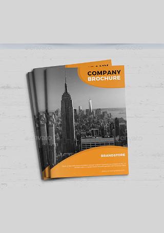 Creative Company Brochure