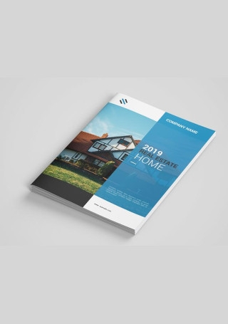 Creative Real Estate Brochure