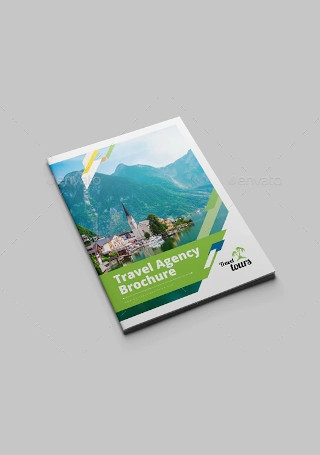 Creative Travel Brochure