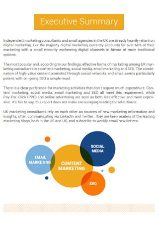 Digital Marketing Survey