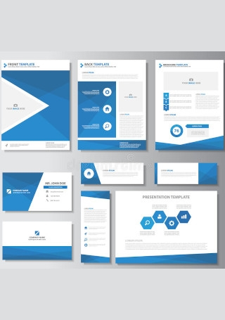 Elegant Marketing Brochure