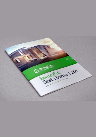 Elegant Real Estate Brochure