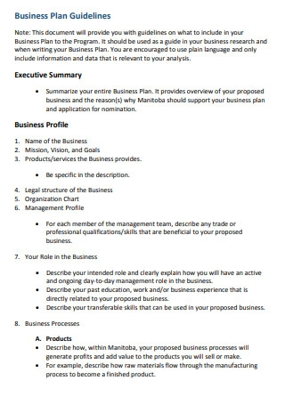Entrepreneur Pathway Business Plan
