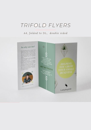 Event Trifold Flyer