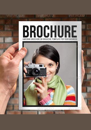 Frame Presentation Brochure