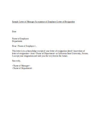 General HR Manager Cover Letter