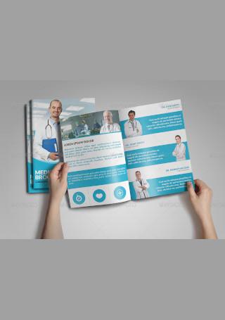 Hospital Bifold Brochure