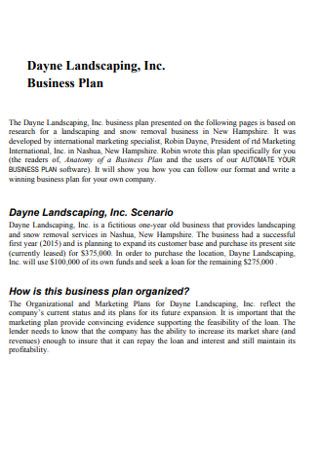43 Best Sample Plan For Businesses Marketing Sales Operations