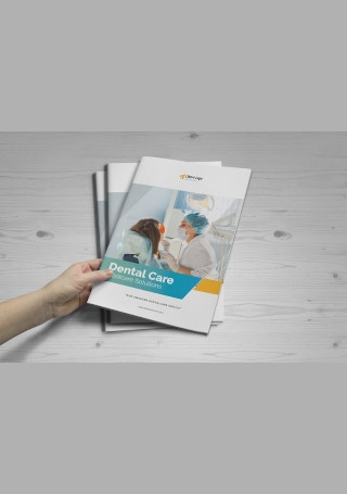 Medical Dental Brochure