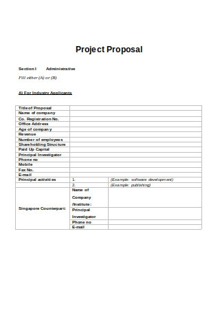 Microfunding Project Proposal