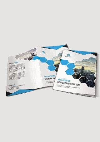 Minimal Business Brochure1