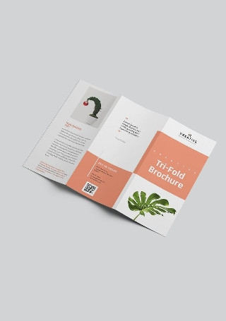 Minimal Marketing Brochure