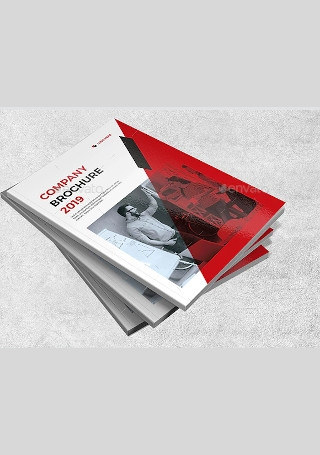 Modern Company Brochure