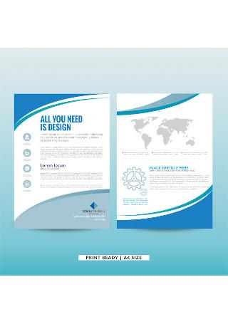 Modern Marketing Brochure