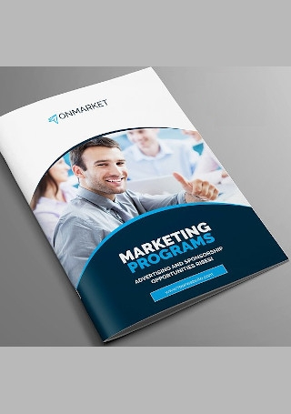 Online Marketing Program Brochure