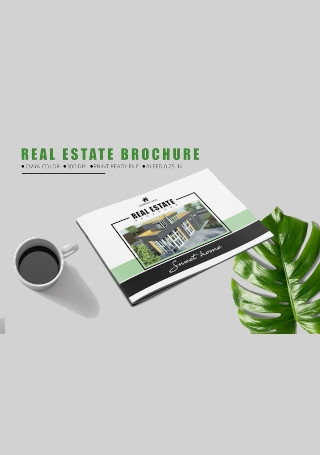 Real Estate Brochure Template