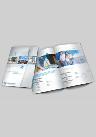 Real Estate Company Brochure
