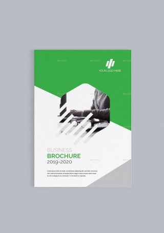 Retro Business Brochure InDesign1