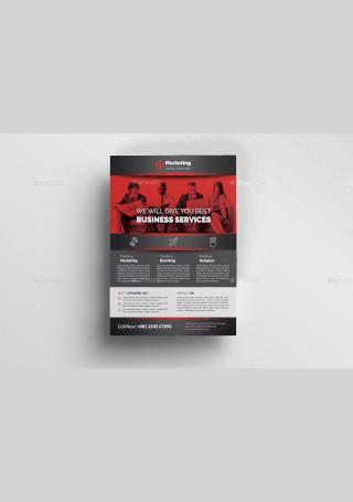 Retro Business Flyer
