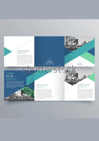 Retro Design Brochure