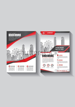 Sample Business Brochure InDesign